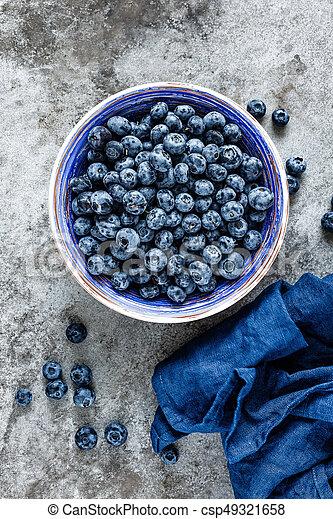 Blueberry - csp49321658