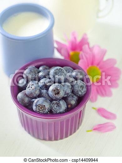 blueberry - csp14409944