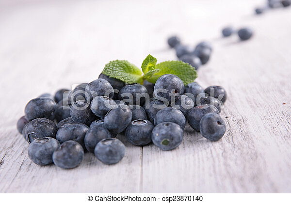 blueberry - csp23870140