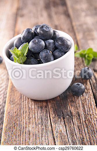 blueberry - csp29760622