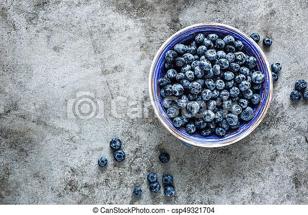 Blueberry - csp49321704