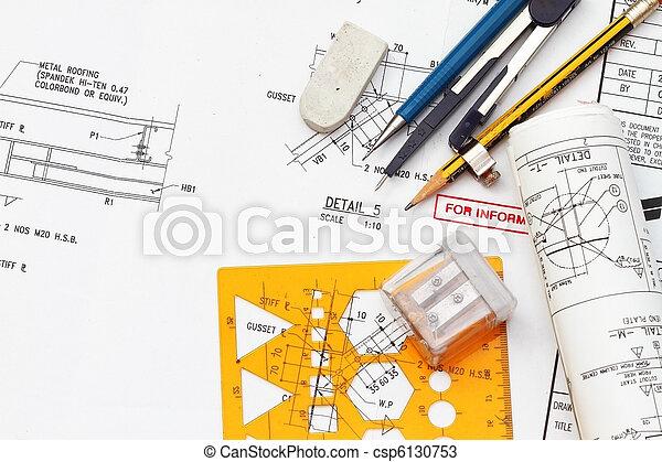 Blueprint and engineering tools - csp6130753