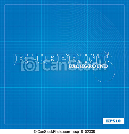 Blueprint background a graph background like a blueprint vectors blueprint background csp18102338 malvernweather Gallery