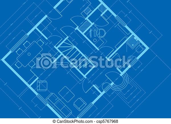 Building plans blueprint vector search clip art illustration blueprint csp5767968 malvernweather Gallery