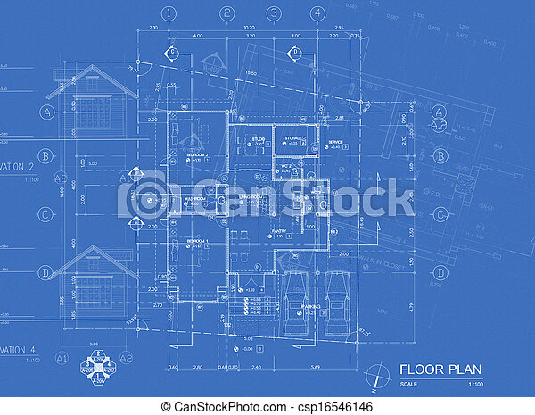 Blueprint Floor Plan | Blueprint Overlay Overlay Of House Blueprint Floor Plan
