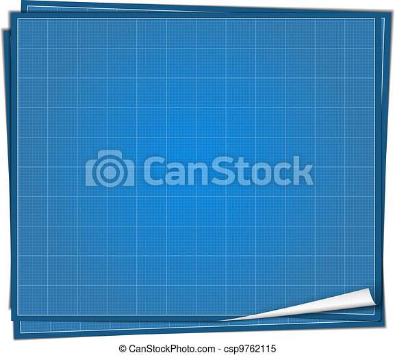 Blueprint paper vector eps10 illustration clipart vector search blueprint paper csp9762115 malvernweather Choice Image