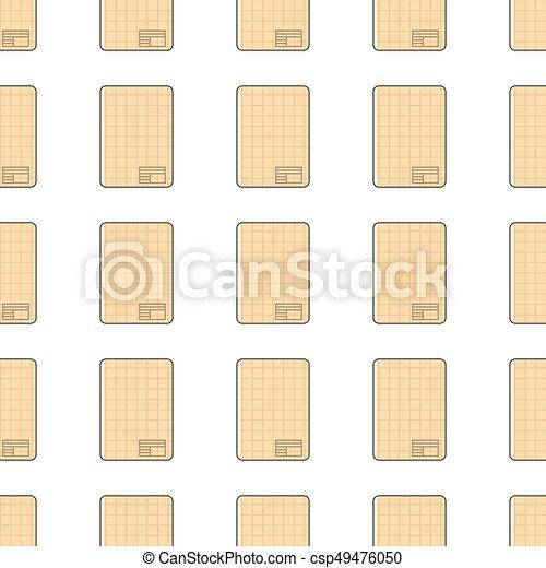 Blueprint seamless pattern in cartoon style isolated on clipart blueprint seamless pattern in cartoon style isolated on white background vector illustration malvernweather Gallery