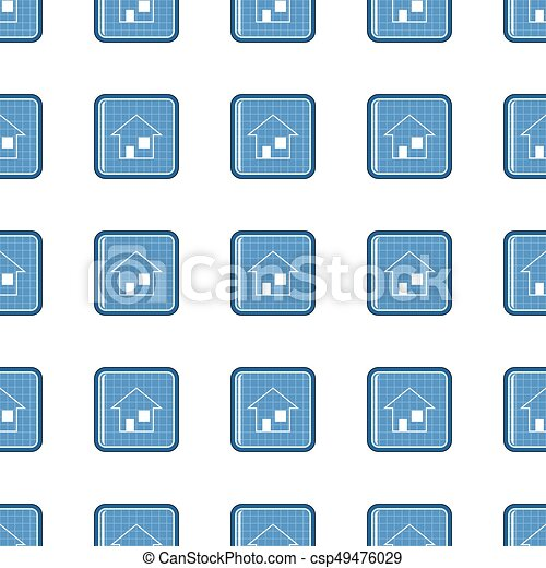 Blueprint seamless pattern in cartoon style isolated on vector blueprint seamless pattern in cartoon style isolated on white background csp49476029 malvernweather Image collections