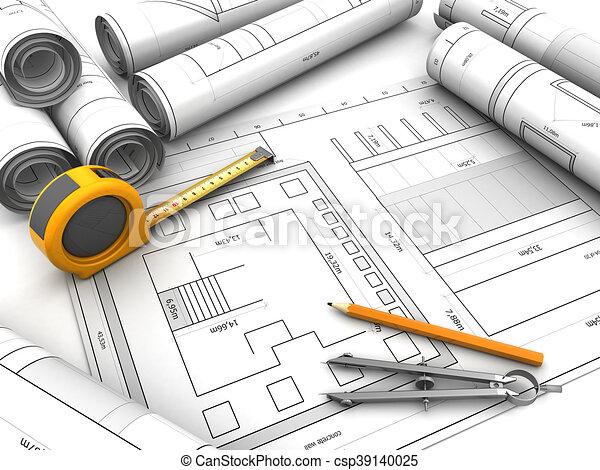 blueprints - csp39140025