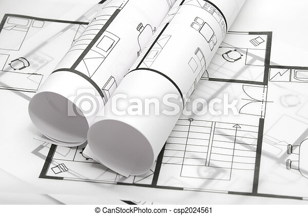 Blueprints of architecture - csp2024561