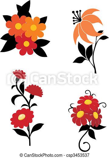 Blumen - csp3453537