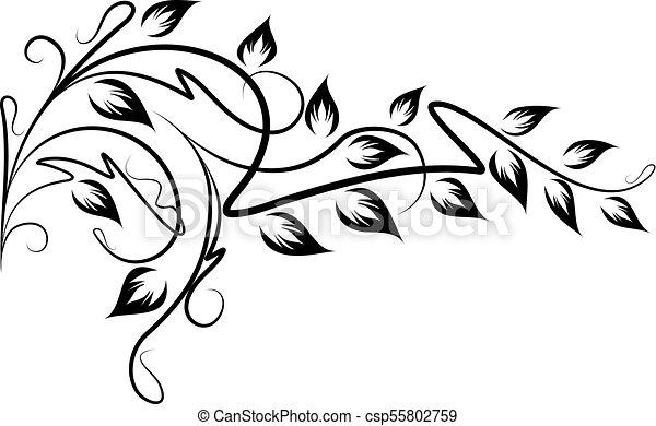 Floral Ast - csp55802759