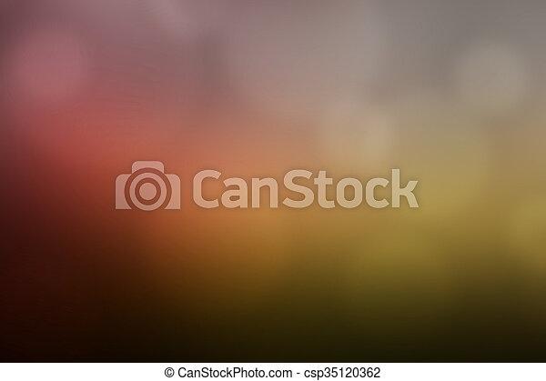 Blur Background - csp35120362