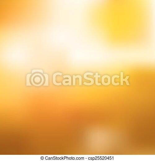 blurred background - csp25520451
