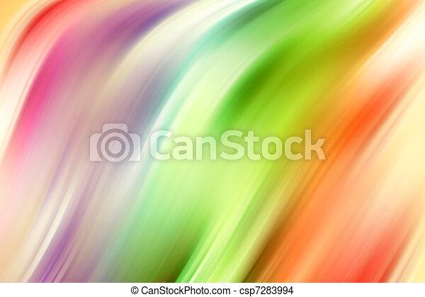 Blurred background - csp7283994