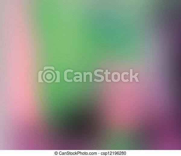Blurred Background - csp12196280