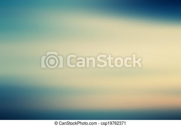 Blurred background - csp19762371