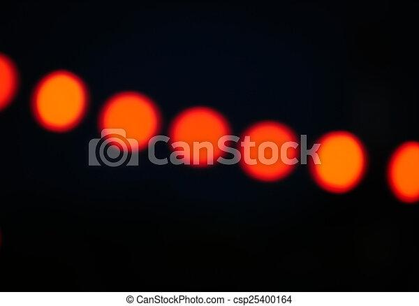 Blurred background - csp25400164