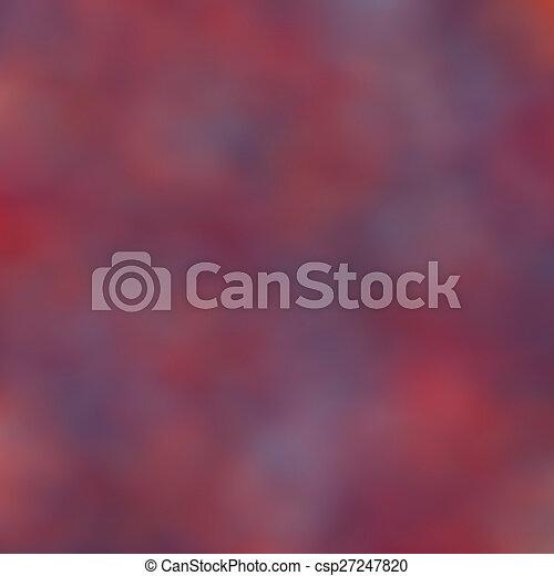blurred background - csp27247820