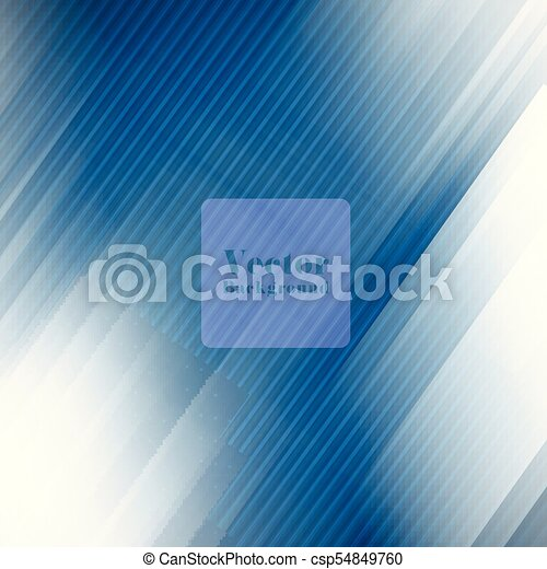Blurred background with pattern, vector - csp54849760