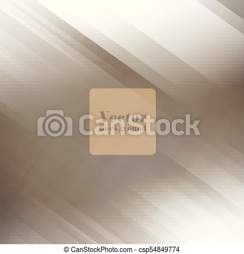 Blurred background with pattern, vector - csp54849774