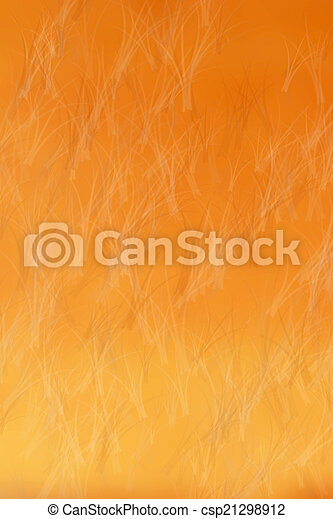 blurred gold light trails - csp21298912