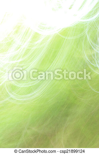 blurred light trails background - csp21899124
