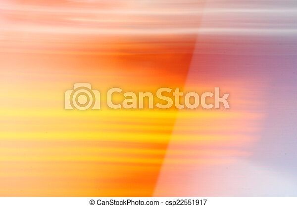 blurred light trails  - csp22551917