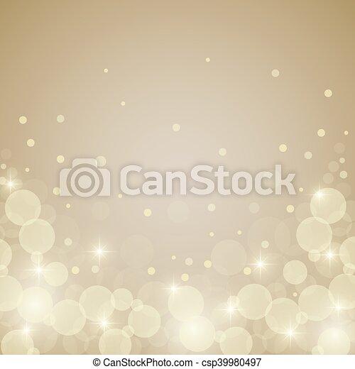 blurred lights background - csp39980497