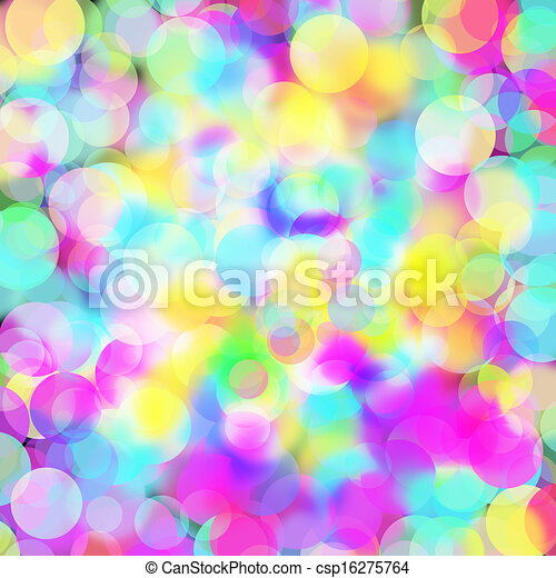 Blurred lights - csp16275764