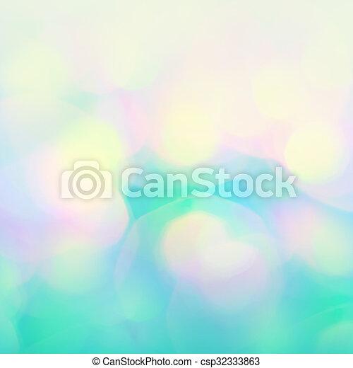 Blurred lights - csp32333863