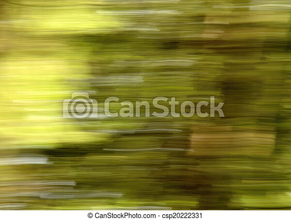 blurred moving the country - csp20222331