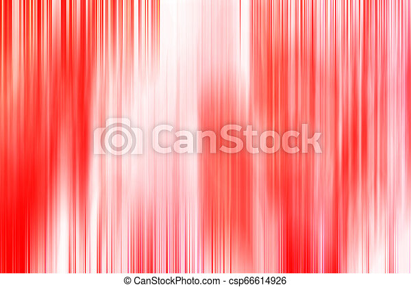 blurred red white abstract texture background - csp66614926