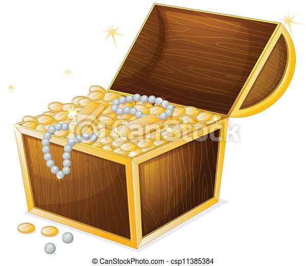 boîte, bijoux , csp11385384