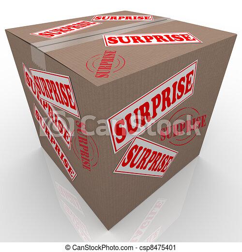"""Résultat de recherche d'images pour """"paquet surprise"""""""
