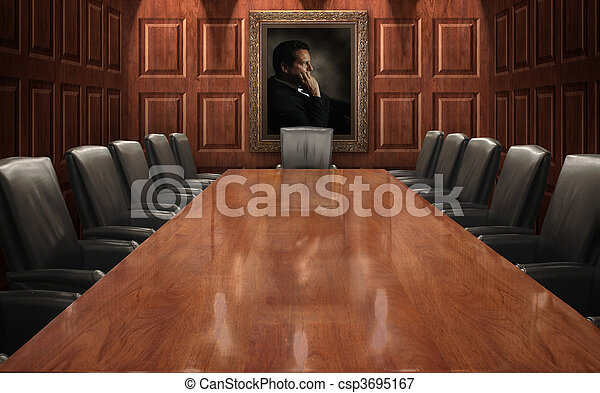 Board Room - csp3695167