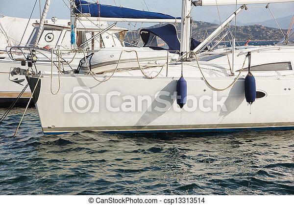 boat - csp13313514