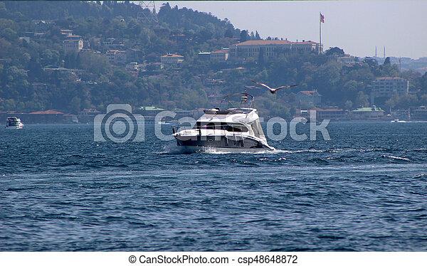 boat - csp48648872