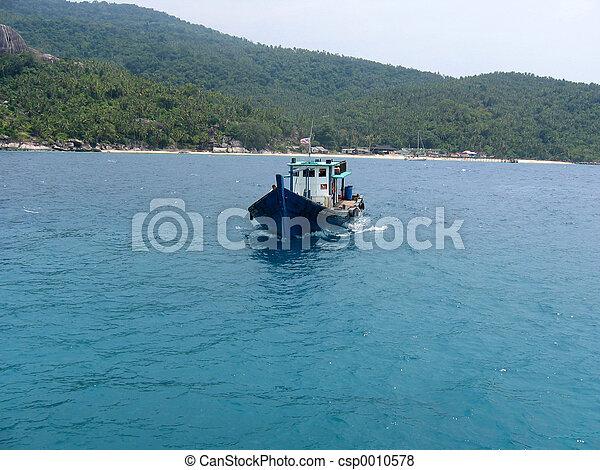 Boat - csp0010578