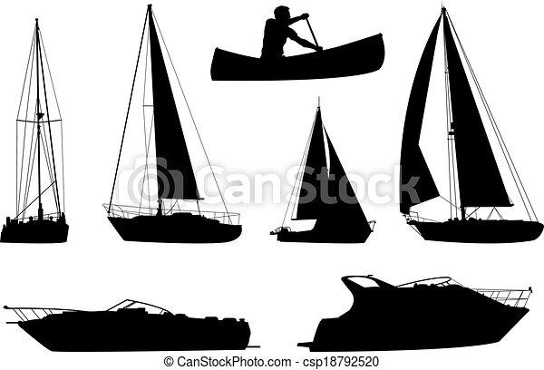 Boat Set - csp18792520