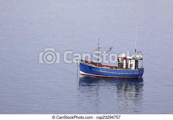 Boat - csp23294757