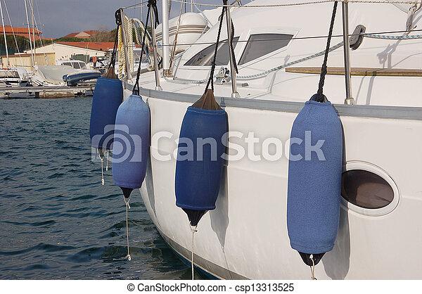 boat - csp13313525