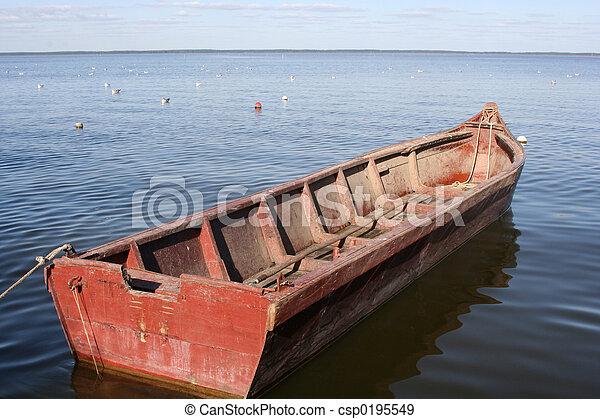 Boat - csp0195549