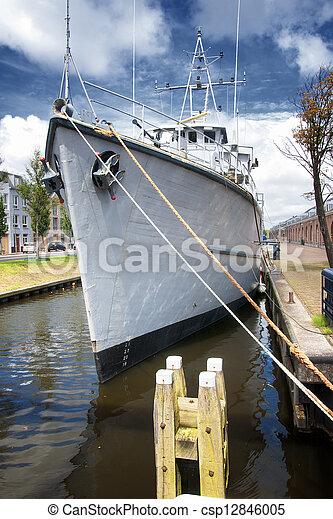 Boat - csp12846005