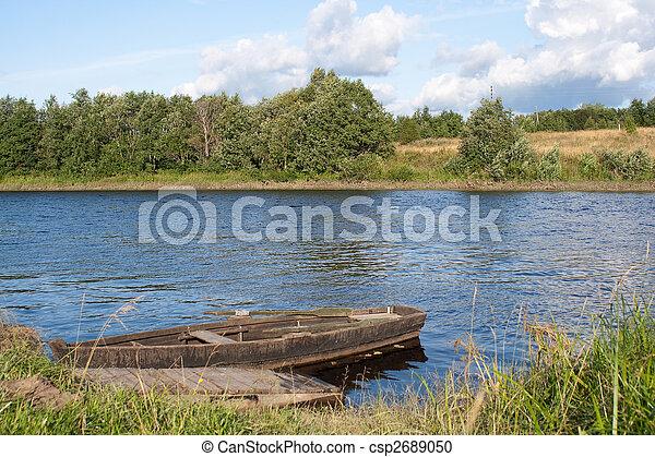 boat - csp2689050