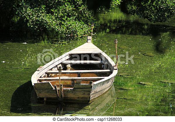 boat - csp11268033