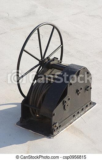 Boat winch - csp0956815