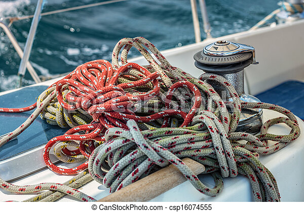 Boat winch - csp16074555