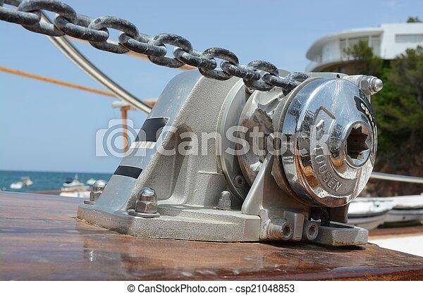 Boat winch - csp21048853