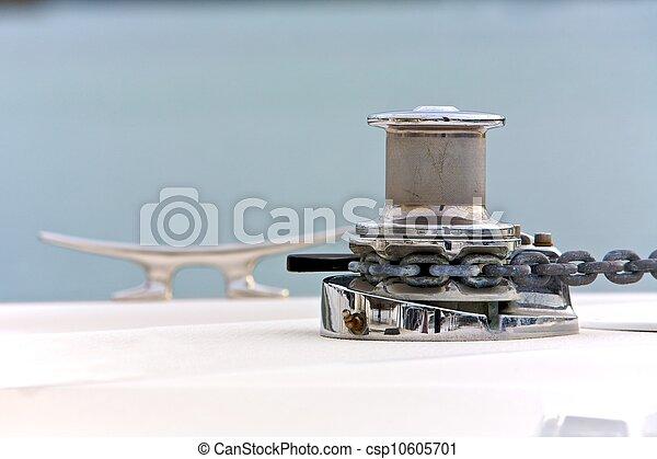 Boat winch - csp10605701